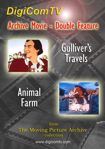 comparing gullivers travels to the animal farm Occasion he even said that 'gulliver's travels has meant more to me than any  other book ever  animal farm is one of the most famous books of george orwell.