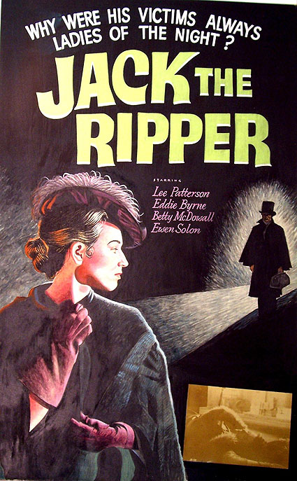 why was jack the ripper never These letters, like the chalk message, have never been proved to be authentic, and may have been hoaxes jack the ripper was never caught and he is not thought to have killed again after november.