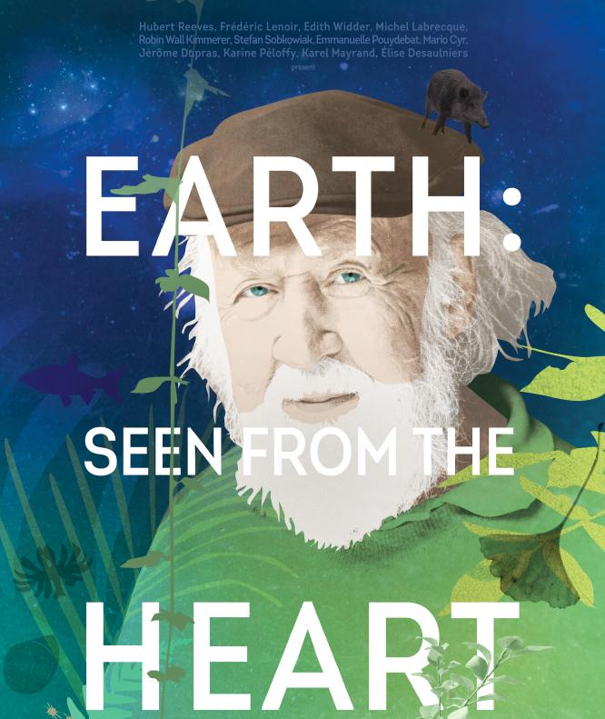Earth Seen From The Heart