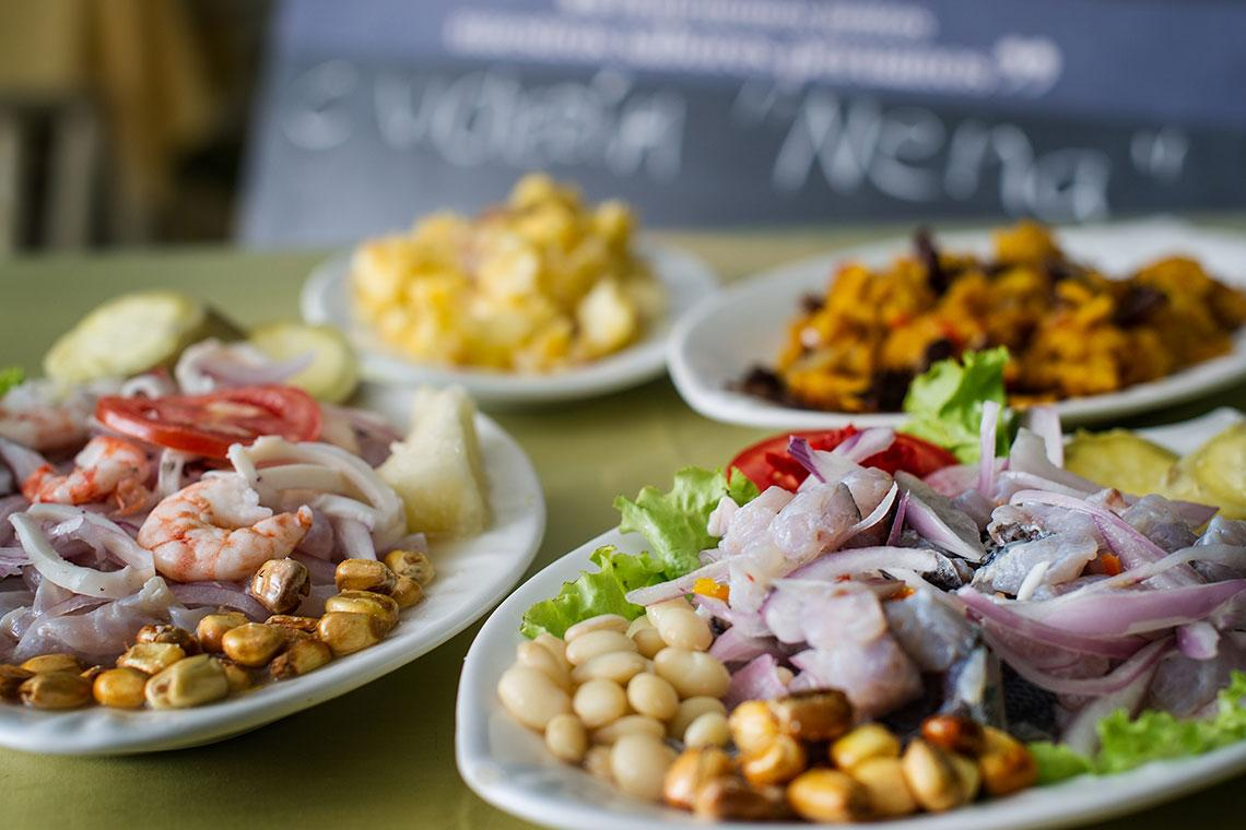 L 39 adn du ceviche hg distribution for Documentaire cuisine gastronomique